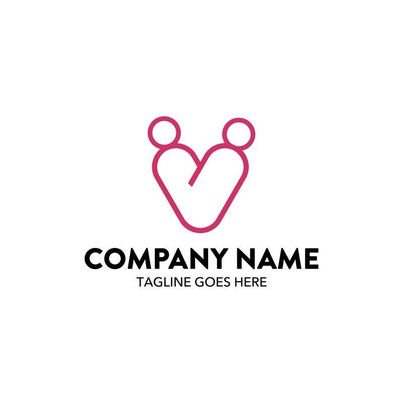 矢量的公司logo设计