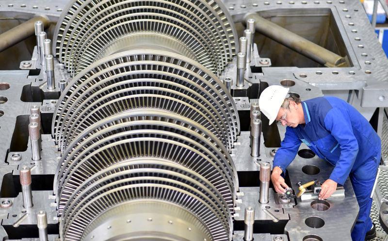 燃气机械轮技术员