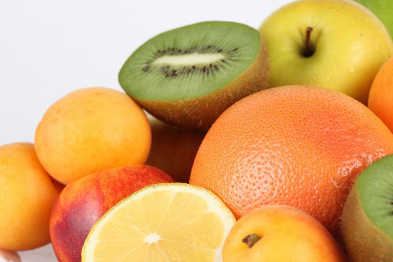 各种新鲜水果