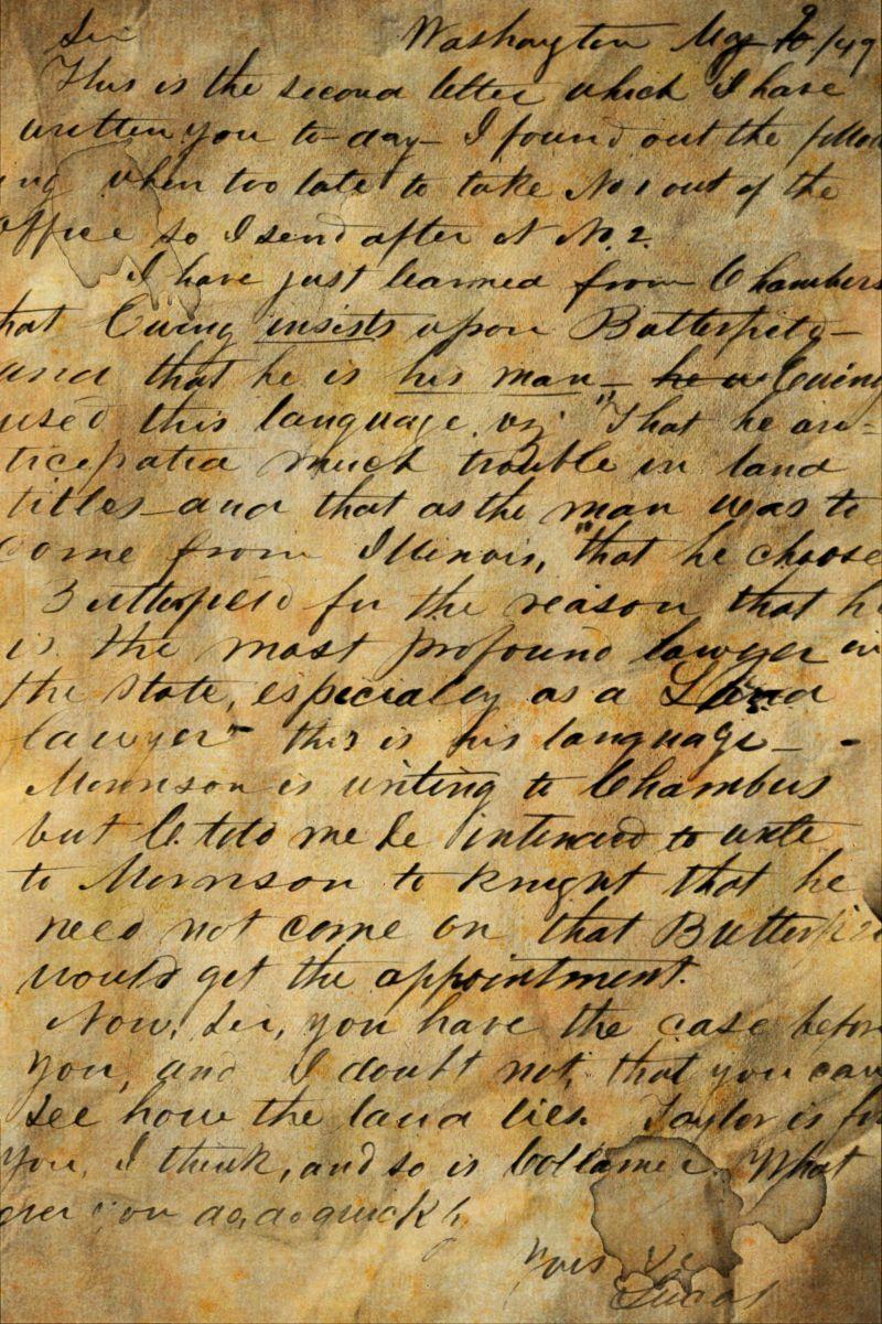 古老的手稿