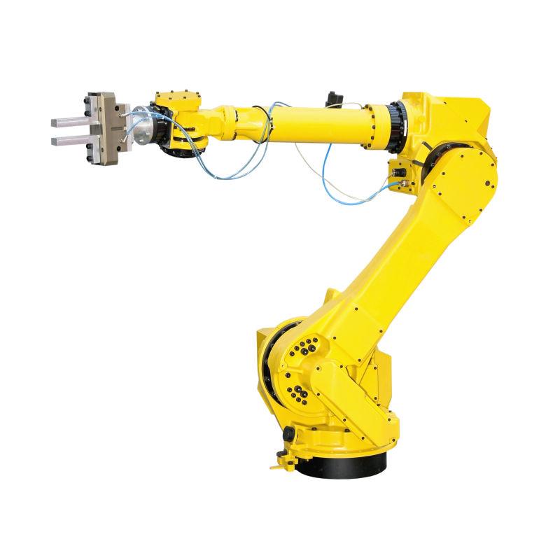 机器人手臂在作业