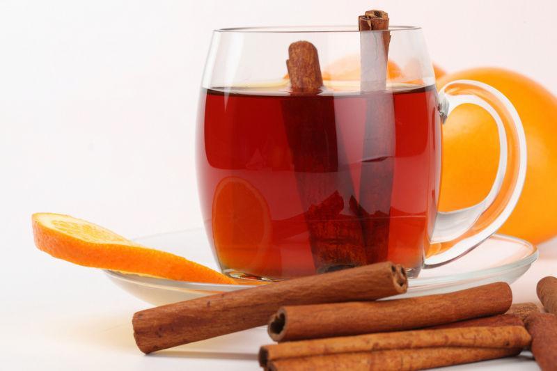 混合水果茶