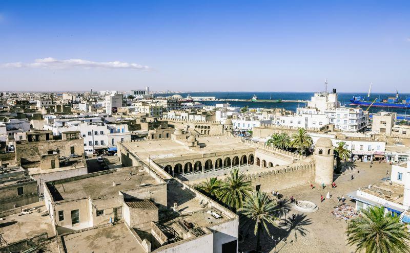 突尼斯的建筑