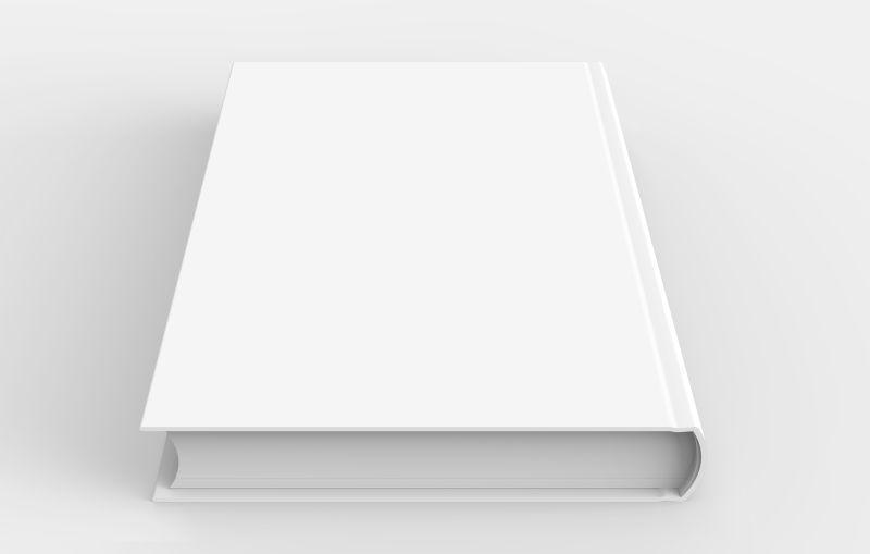 空白封面书籍