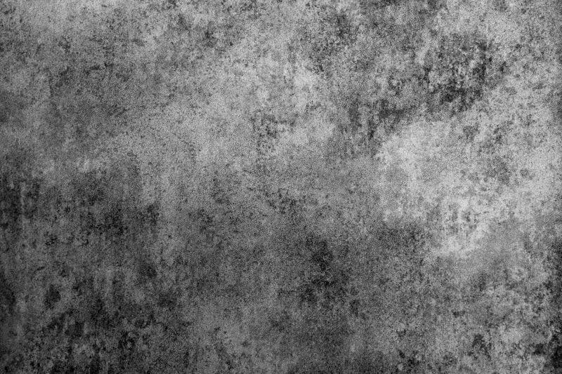 混凝土黑灰色墙壁