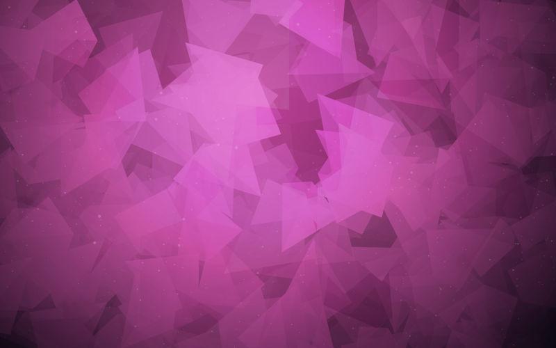 紫红色图形效果