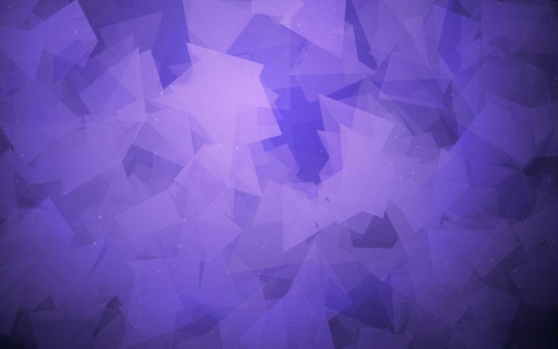 紫色图像的效果