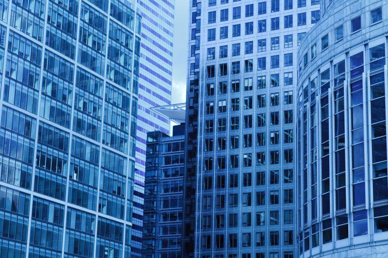 城市高楼建筑设计