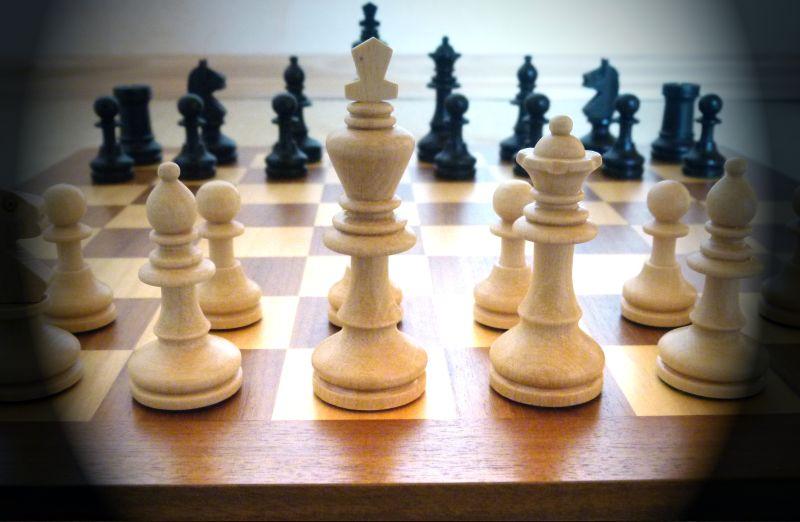 西洋棋棋盘