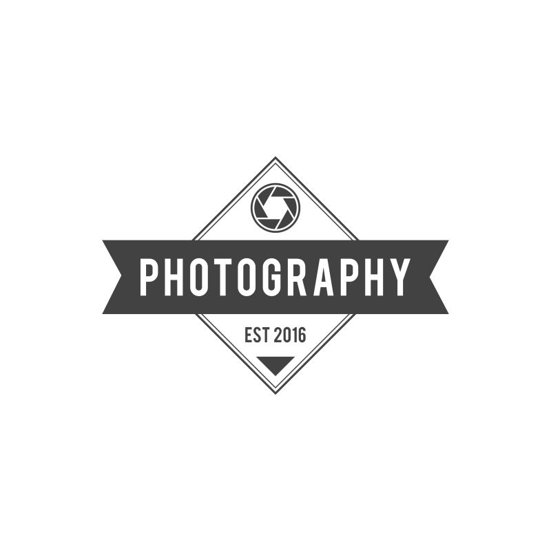 矢量摄影logo设计
