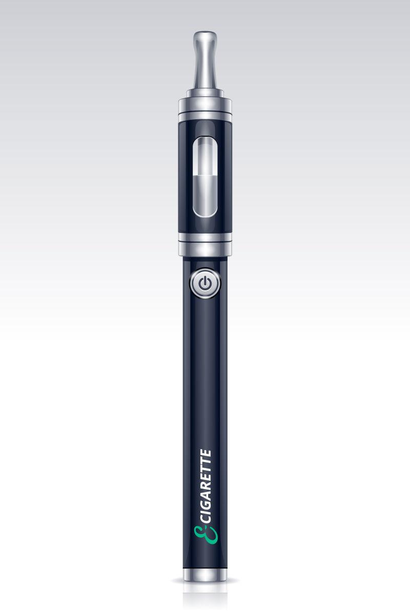 矢量的电子烟模型