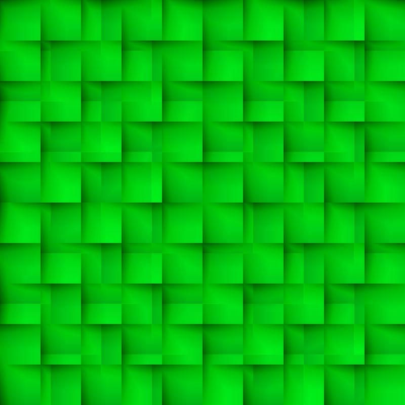 绿色编织格子纹理