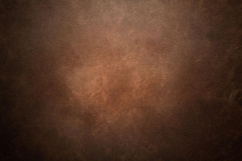 棕色旧皮革背景