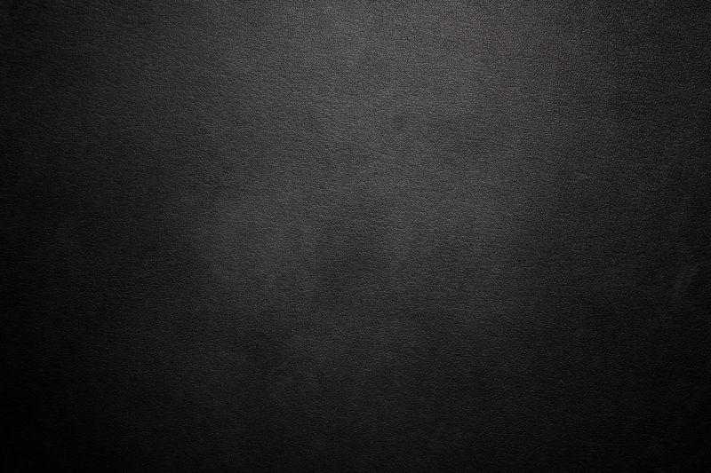 黑色的皮革背景
