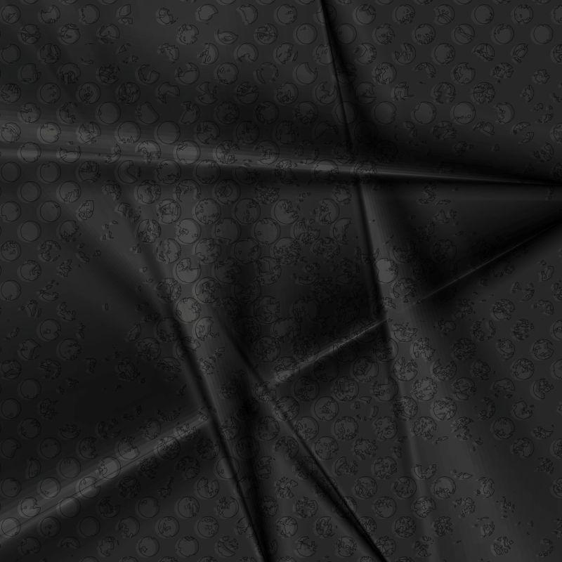矢量黑色的纹理背景设计