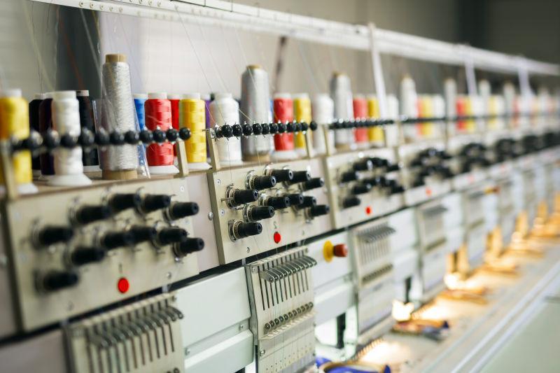 纺织工业机械生产线