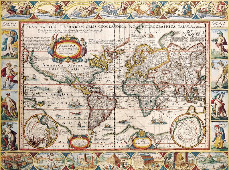 古埃及地图