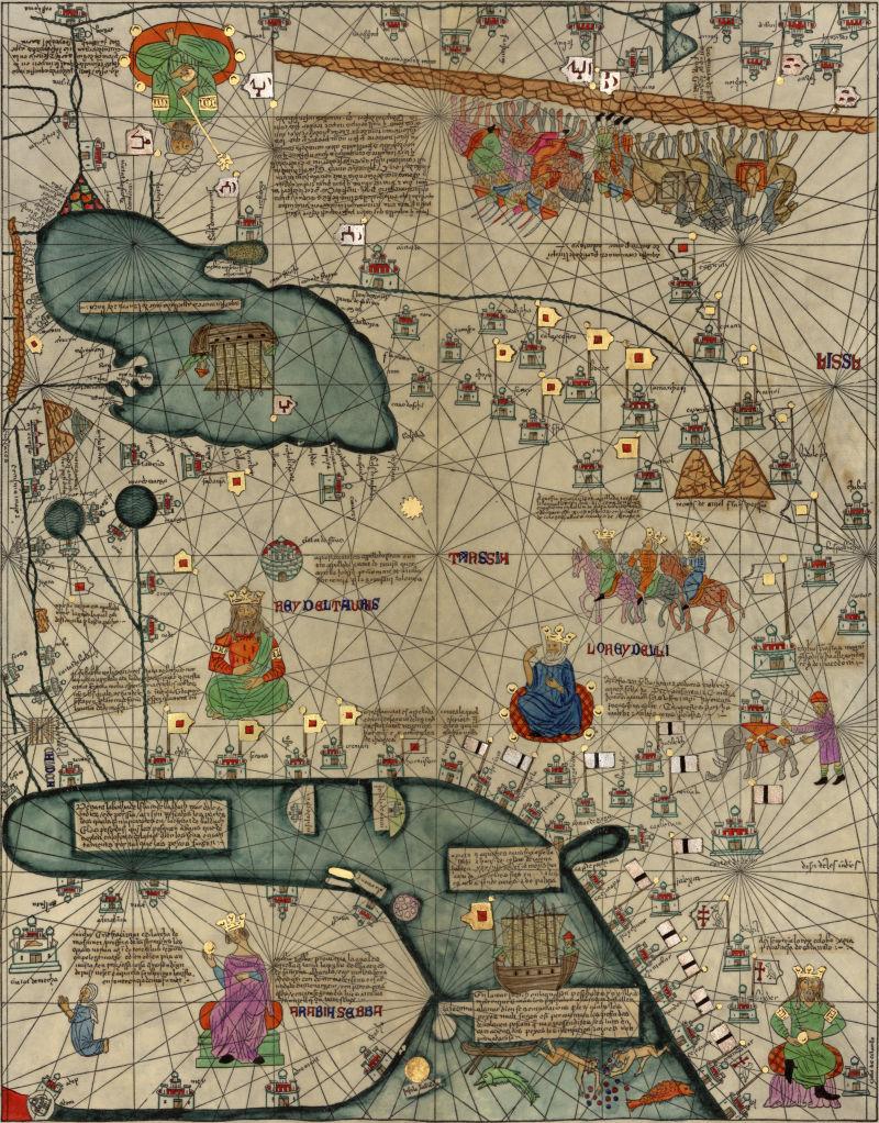 古代文明地图