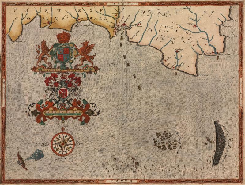 复古古老的地图