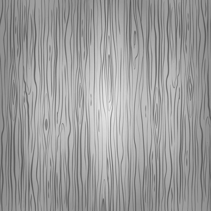 创意矢量灰色的木纹背景