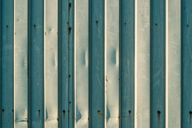 陈旧钢板纹理背景