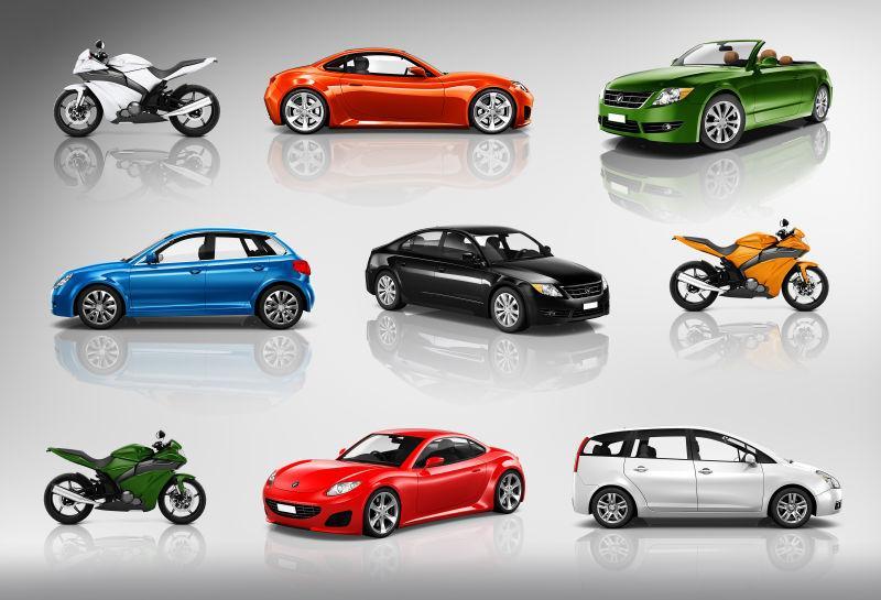 三维汽车模型
