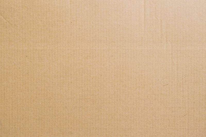 棕色纸板纹理