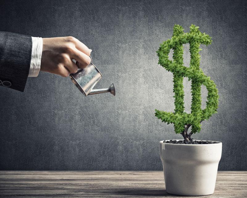 商人手中的货币增长理念
