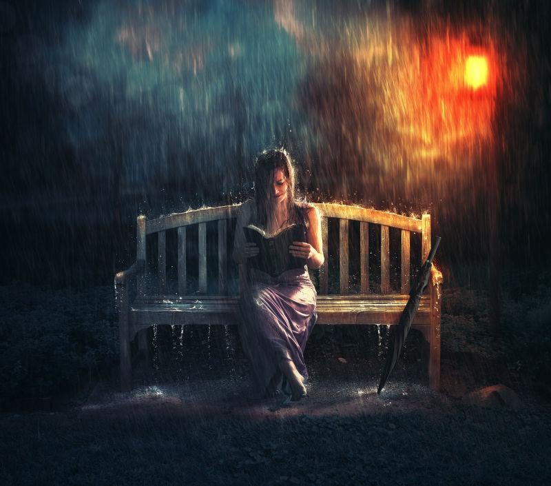 风暴中的圣经阅读