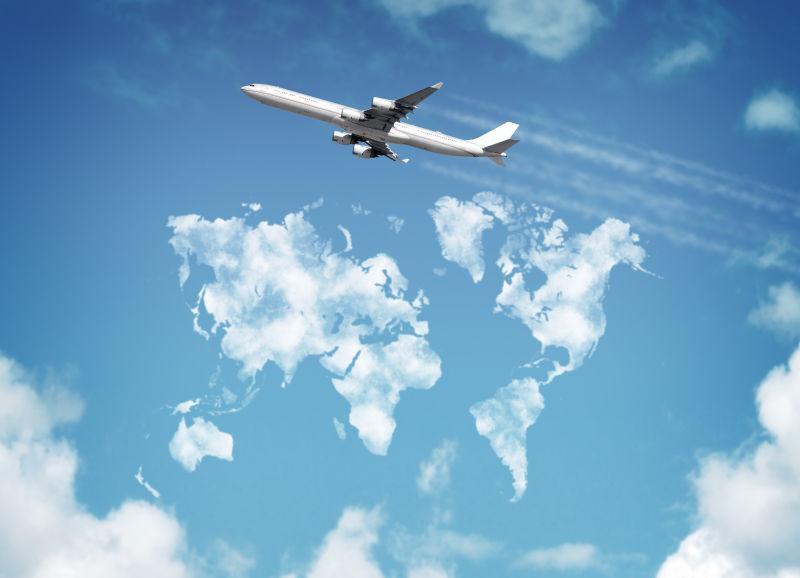 """""""蓝天飞机的照片""""的图片搜索结果"""