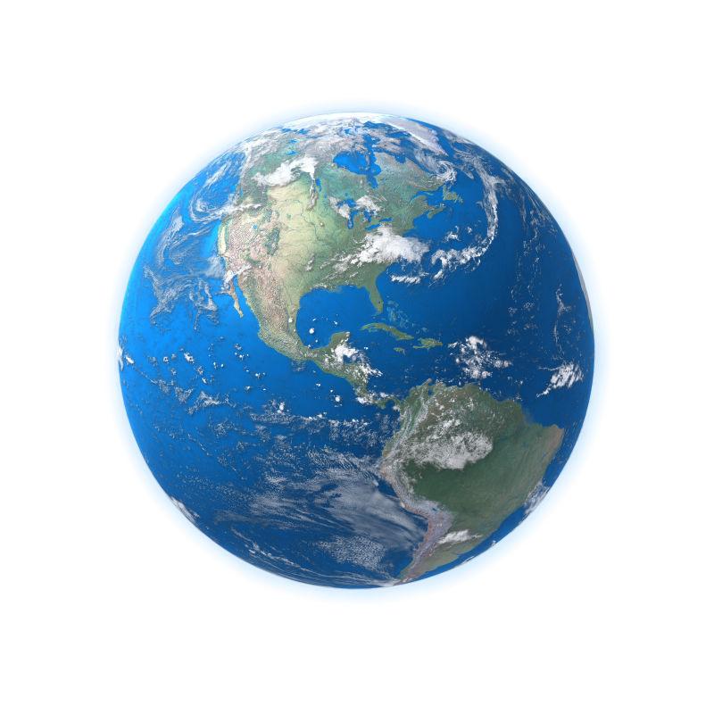 地球上的大陆与海洋