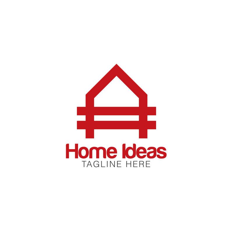 家居标志矢量设计