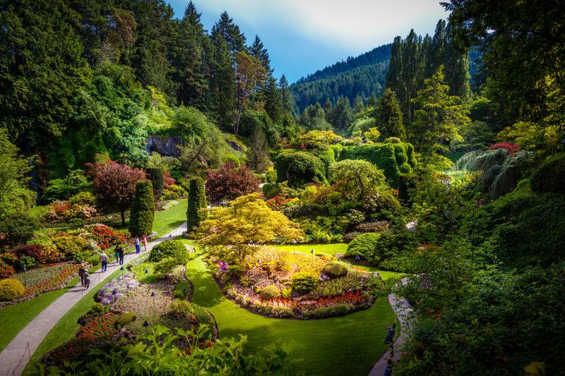 布特卡花园