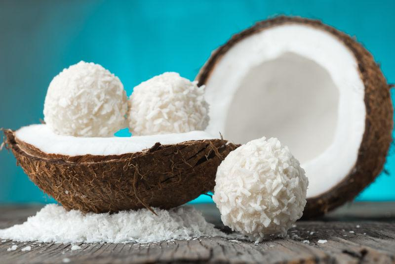 椰子与椰子糖