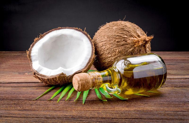椰子椰汁与椰子油