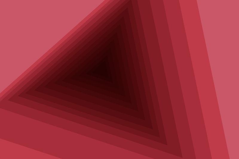 三角渐变背景