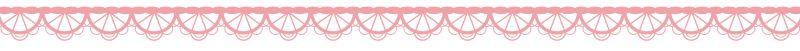 粉红丝带无缝接壤矢量图