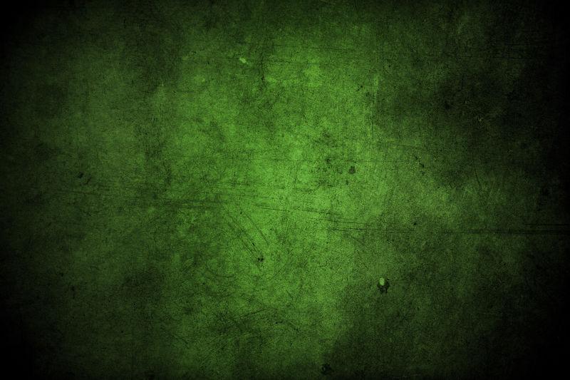粗糙绿色纹理背景