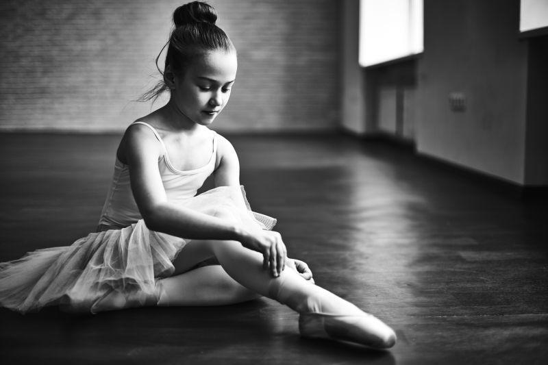 儿童芭蕾舞演员