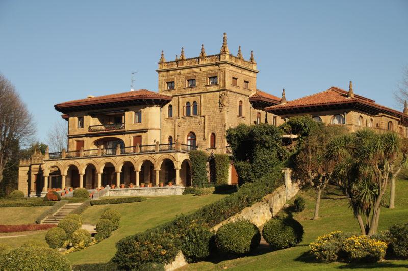 复古风格别墅
