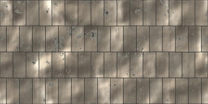 锈铜无缝金属纹理瓷砖