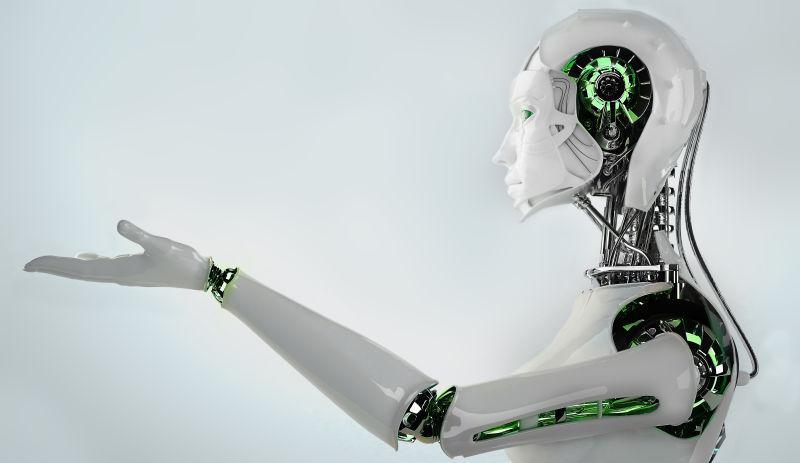 机器人女机器人