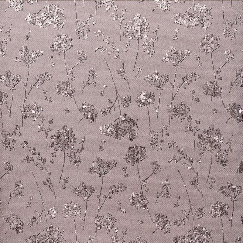 紫色印花壁纸