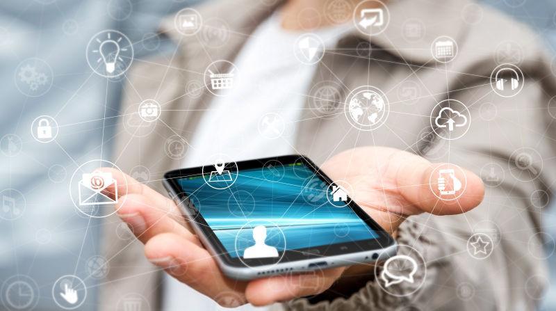 商家在使用手机三维渲染多媒体网络