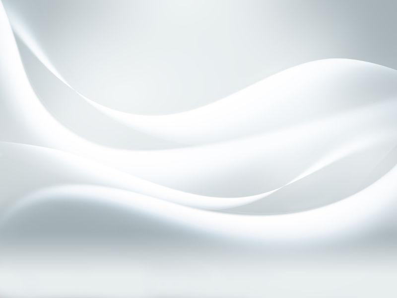 抽象光滑曲线灰白背景