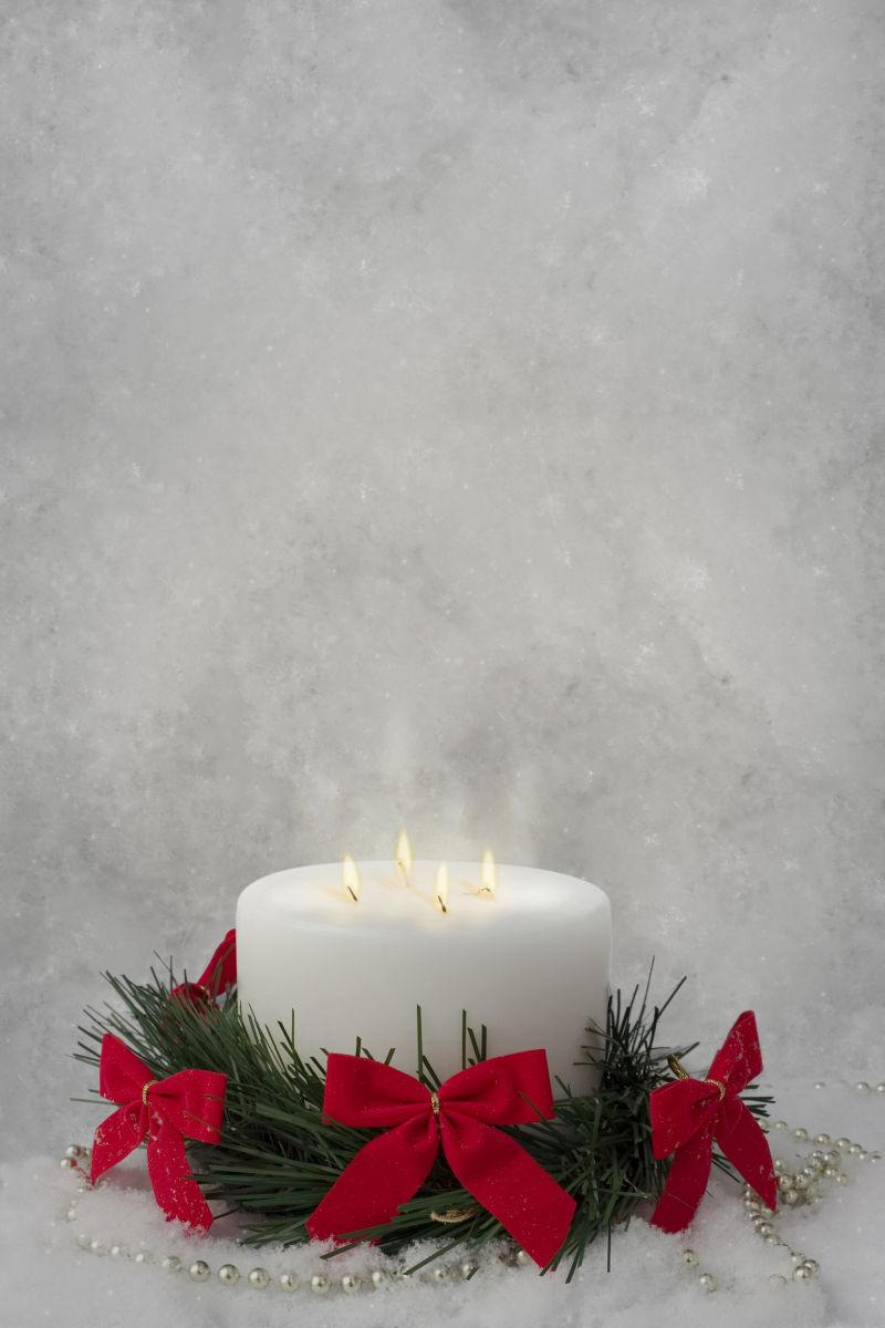 圣诞节的蛋糕