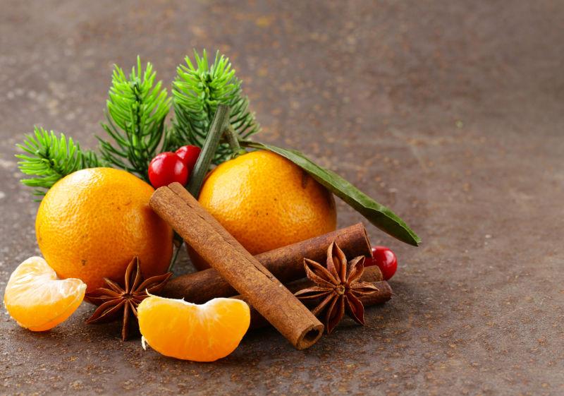 柑橘和香料