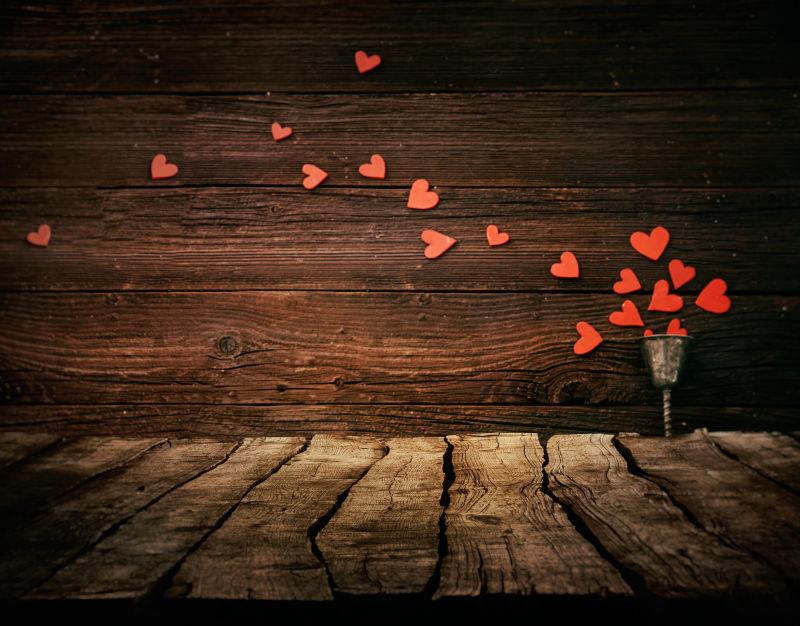 情人节背景墙壁