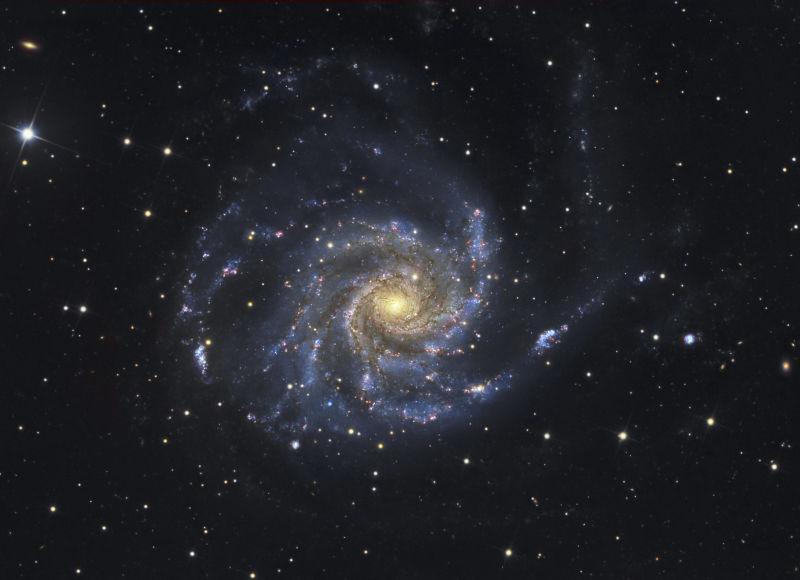 M101星系