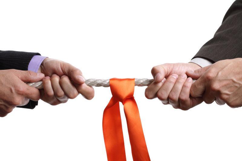 商业竞争与争执